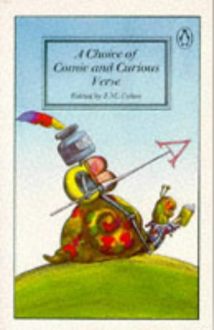 9780140585292: A Choice of Comic and Curious Verse (Penguin Poets)