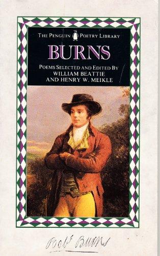 Selected Poems Burns, Robert: Burns, Robert