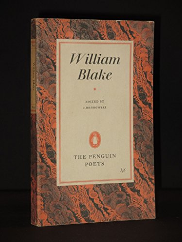 9780140585360: William Blake: Poems and Letters