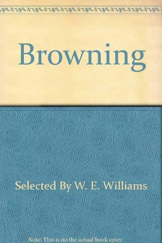 9780140585377: Browning: Selected Poems (Penguin Poetry Library)