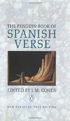 9780140585704: The Penguin Book Of Spanish Verse (Penguin Poets)