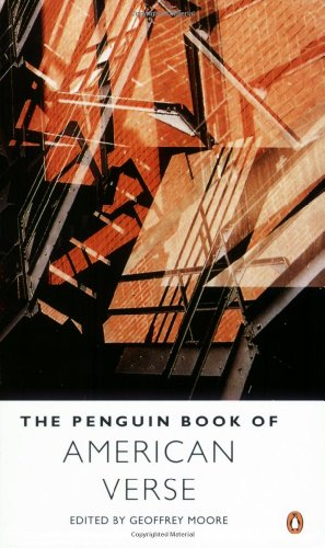 9780140585780: The Penguin Book of American Verse