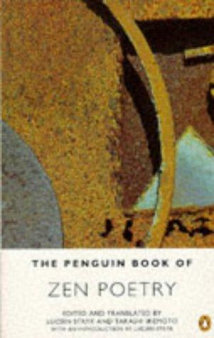 9780140585995: The Penguin Book of Zen Poetry (Penguin Poets)