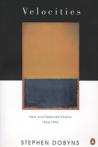 9780140586510: Velocities: New and Selected Poems: 1966-1992 (Penguin Poets)