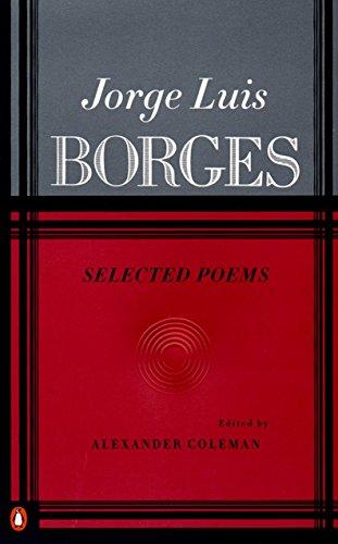Selected Poems: Borges, Jorge Luis