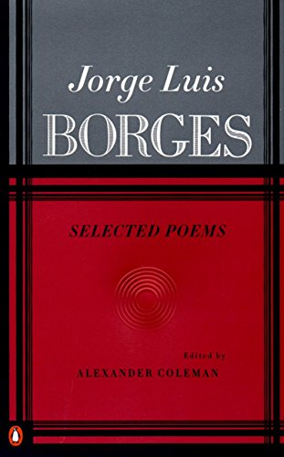 9780140587210: Borges: Selected Poems