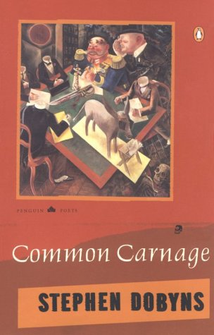 Common Carnage (SIGNED): Dobyns, Stephen