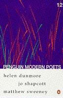 9780140587968: Penguin Modern Poets: Helen Dunmore, Jo Shapcott, Matthew Sweeney Bk. 12