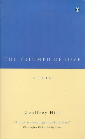 9780140589108: The Triumph of Love (Penguin Poetry)