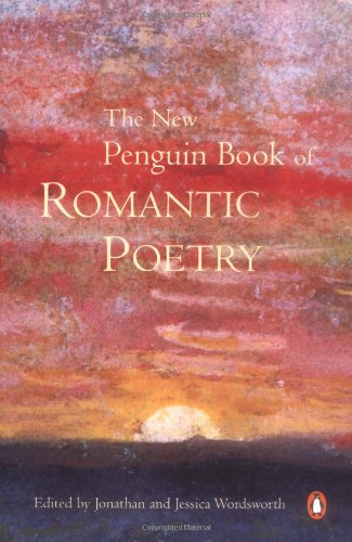 9780140589344: The New Penguin Book of Romantic Poetry
