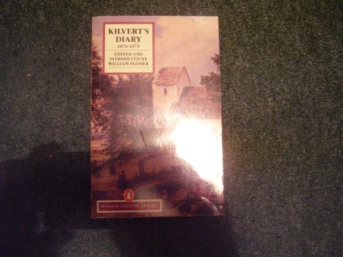 9780140590081: 'KILVERT'S DIARY, 1870-79 (COUNTRY LIBRARY)'