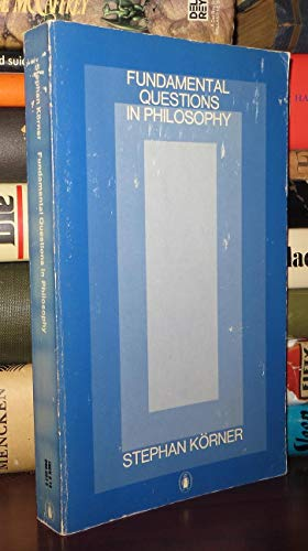 9780140600032: Fundamental Questions of Philosophy (Penguin University Books)