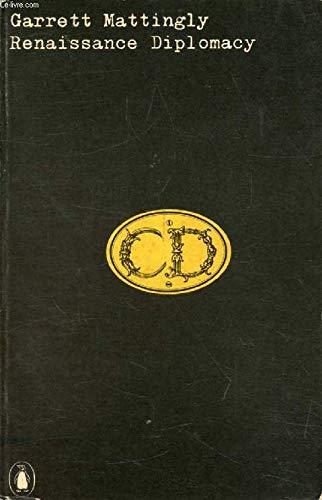 9780140600179: Renaissance Diplomacy (Univ. Bks.)