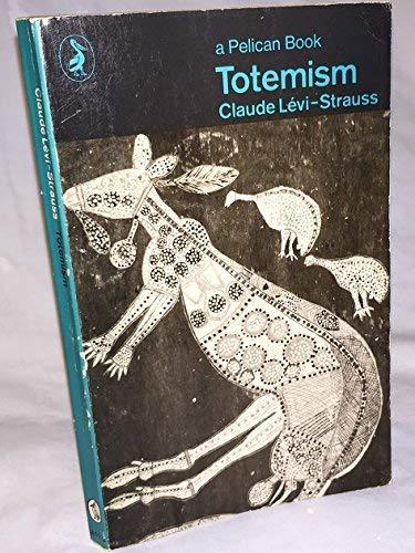 9780140600308: Totemism (University Books)