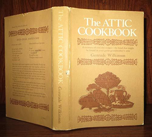 9780140616101: Wilkinson Gertrude : Attic Cookbook