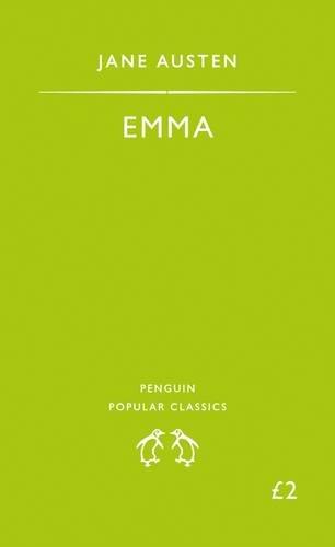9780140620108: Emma (Penguin Popular Classics)
