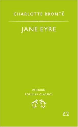 9780140620115: Jane Eyre (Penguin Popular Classics)