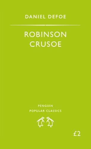 9780140620153: ROBINSON CRUSOE (PENGUIN POPULAR CLASSICS)
