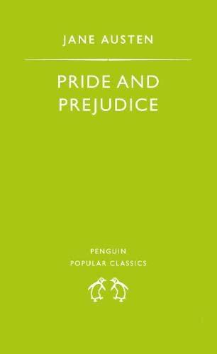 9780140620221: Pride and Prejudice (Penguin Popular Classics)