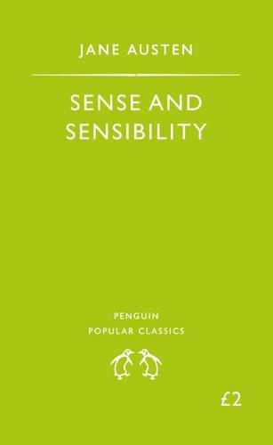 9780140620429: Sense and Sensibility (Penguin Popular Classics)