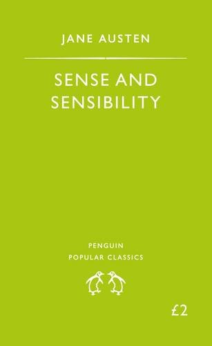 Sense and Sensibility. Penguin Popular Classics. Complete and unabridged
