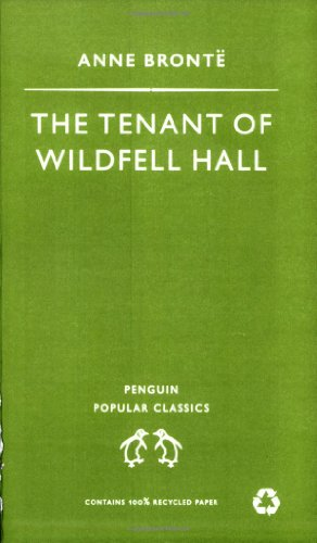 9780140620436: The Tenant of Wildfell Hall (The Penguin English Library)