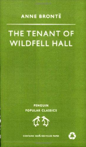 9780140620436: Tenant of Wildfell Hall, the (Penguin Popular Classics)