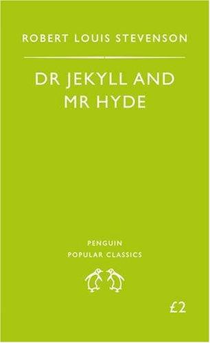 Dr Jekyll and MR Hyde (Penguin Popular: Stevenson, Robert Louis