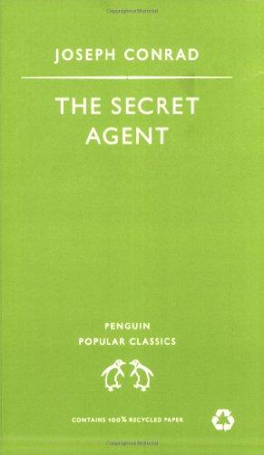 9780140620566: The Secret Agent: A Simple Tale (Penguin Popular Classics)