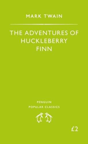 9780140620641: Adventures of Huckleberry Finn (Penguin Popular Classics)
