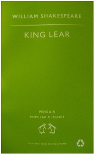 9780140620658: King Lear (Penguin Popular Classics)