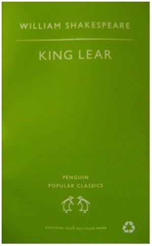 9780140620658: King Lear (Penguin Popular Classics) (Spanish Edition)