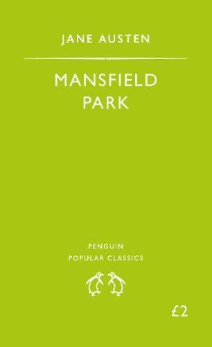 9780140620665: Mansfield Park (Penguin Popular Classics)