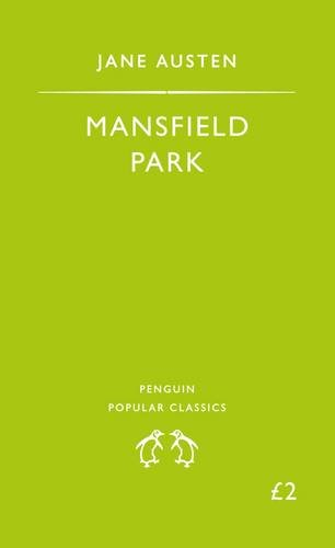 9780140620665: Mansfield Park (The Penguin English Library)