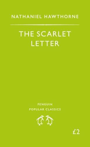 9780140620801: The Scarlet Letter