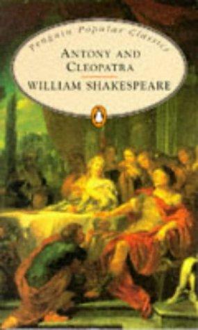 9780140620818: Antony and Cleopatra (Penguin Popular Classics)