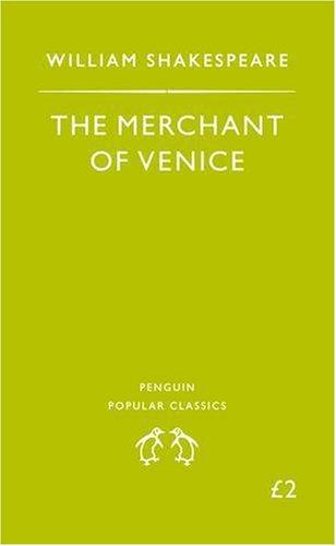 9780140620825: The Merchant of Venice (Penguin Popular Classics)
