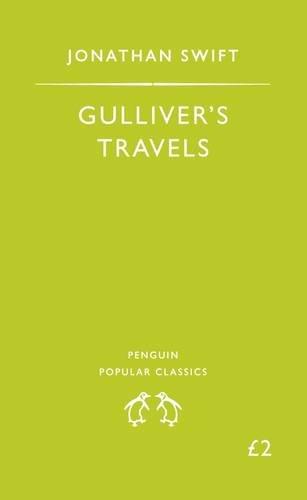 9780140620849: Gulliver's Travels (Penguin Popular Classics)