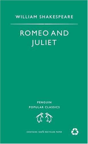 9780140620931: Romeo and Juliet (Penguin Popular Classics)