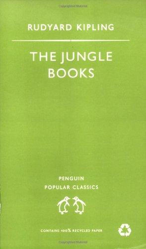 9780140621044: Jungle Books (Penguin Popular Classics)