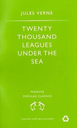 20,000 Twenty Thousand Leagues Under the Sea: Jules Verne, Mendor