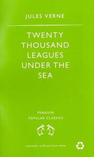 9780140621181: Twenty Thousand Leagues Under the Sea (Penguin Popular Classics)