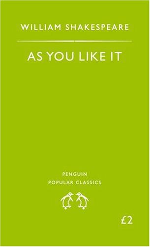 9780140621259: As You Like It (Penguin Popular Classics)