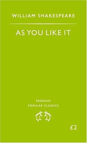 9780140621259: AS YOU LIKE IT (PENGUIN POPULAR CLASSICS)