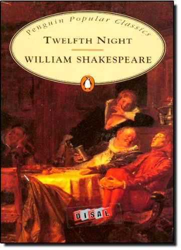 Twelfth Night: Or,what You Will (Penguin Popular: SHAKESPEARE