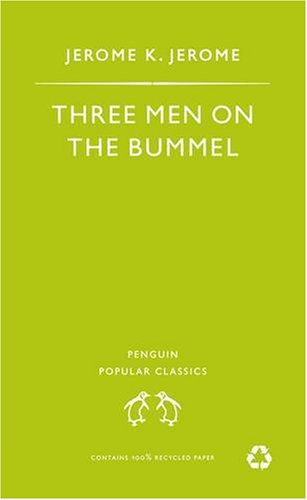 9780140621457: Three Men on the Bummel (Penguin Popular Classics)