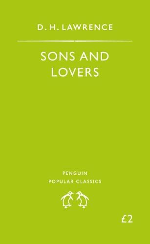 9780140621600: Sons and Lovers (Penguin Popular Classics)