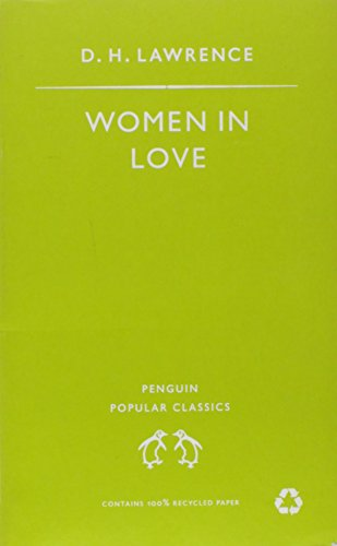 9780140621617: Women in Love (Penguin Popular Classics)