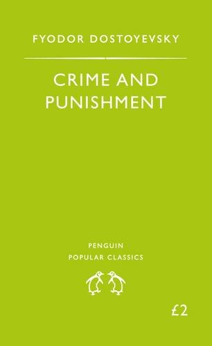 9780140621808: Crime and Punishment (Penguin Popular Classics)