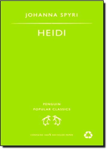 9780140621914: Heidi (Penguin Popular Classics) (English and Spanish Edition)